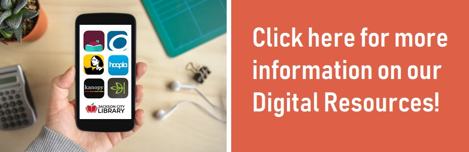 Click here for more information about digital resources!